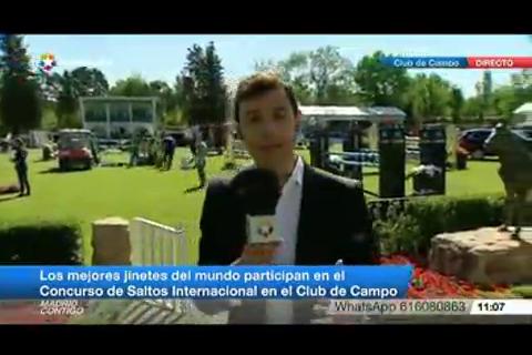 Telemadrid. Madrid contigo