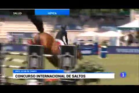 Televisión Española 1. Informativo Madrid 14.25 h